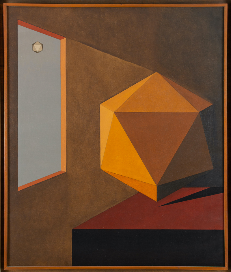 Lucio Saffaro in vendita presso Art International Casa d'Aste Bologna