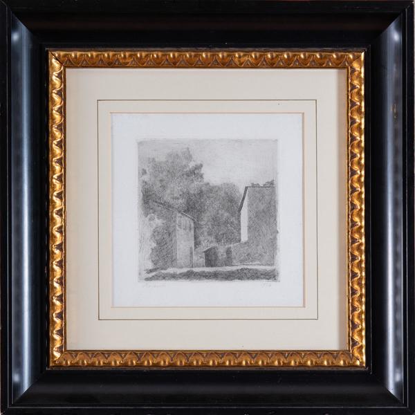 Giorgio Morandi art international casa d'aste bologna