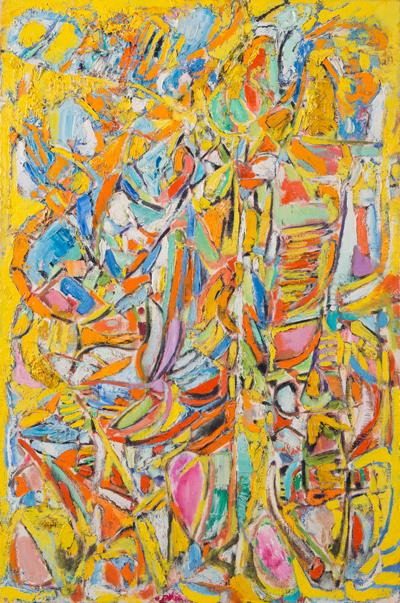 Andrè Lanskoy Arte moderna e contemporanea art international casa d'aste bologna