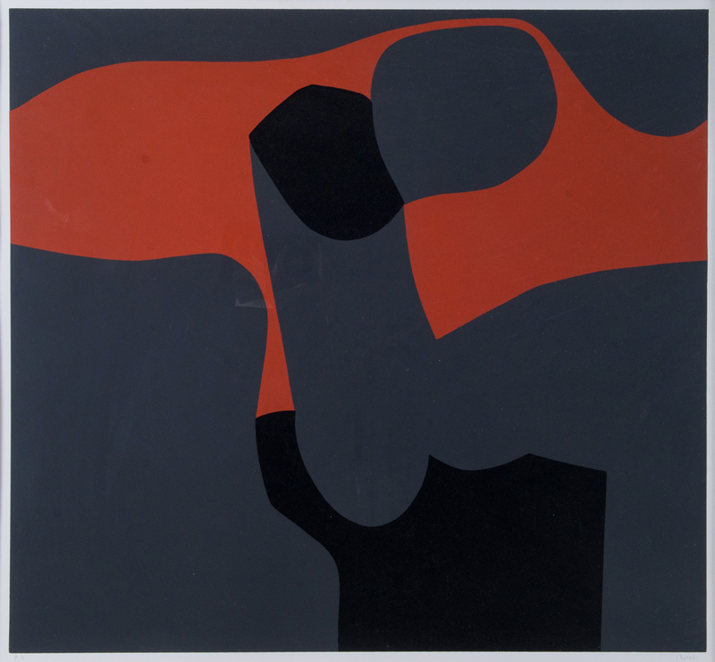 Alberto Burri in vendita presso Art International Casa d'Aste Bologna