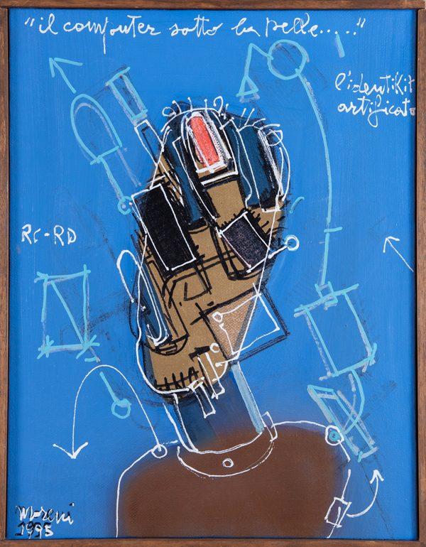 mattia moreni dipartimento di arte moderna e contemporanea art international casa d'aste bologna